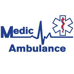 Medic Ambulance logo